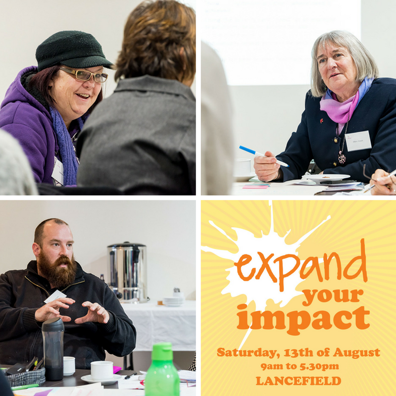 What happens at Expand Your Impact?
