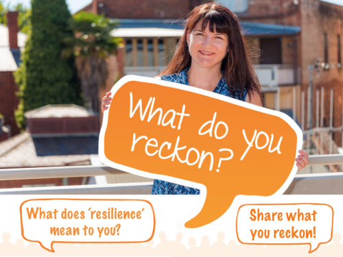 What does resilience mean to you?