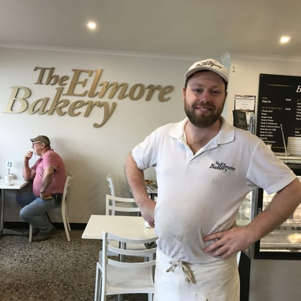 Travis, Elmore Bakery
