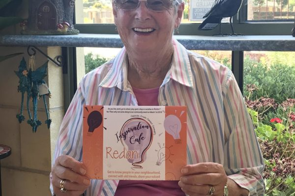 Having lived in Redan her whole life, Zelma thinks some of Redan's Hidden Treasures are the residents, active community groups and the Cafe Formosa.
