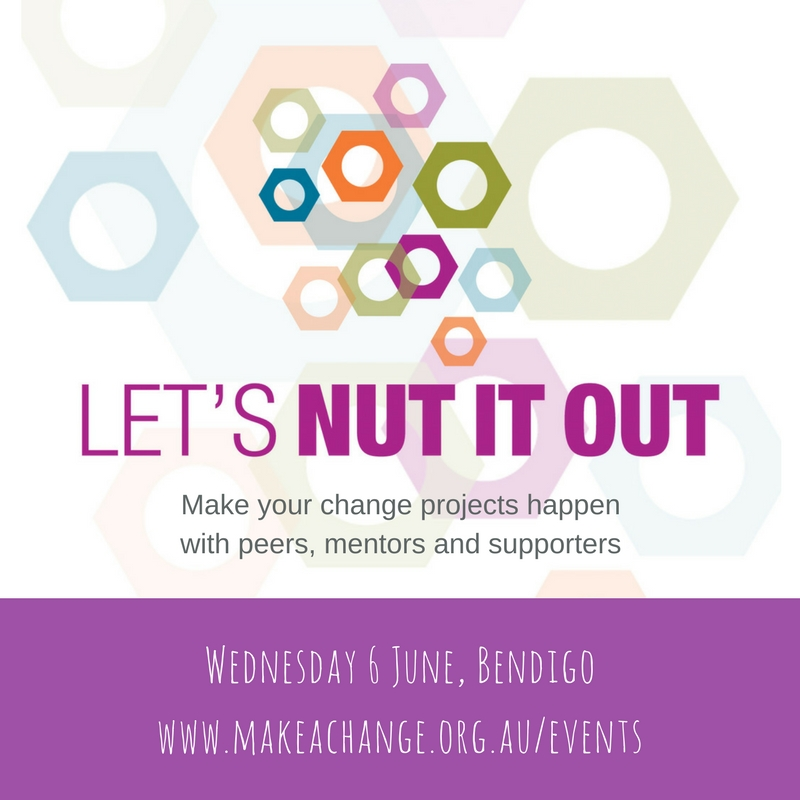 Let's Nut it Out – Mentors & Speakers
